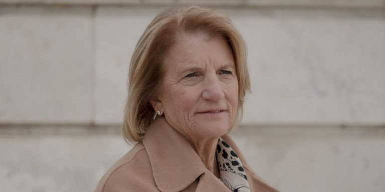 Sen. Shelley Moore Capito Drives Infrastructure Deal Hopes for Republicans