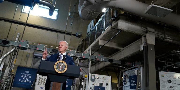 Biden's Plan for Free Community College Faces Resistance