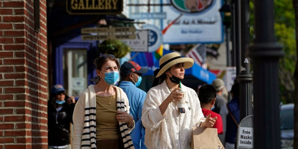 Health Officials Seek to Clarify Covid-19 Mask Guidelines