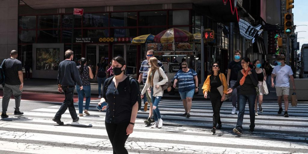 New York State to Ease Face-Mask Rules for the Fully Vaccinated