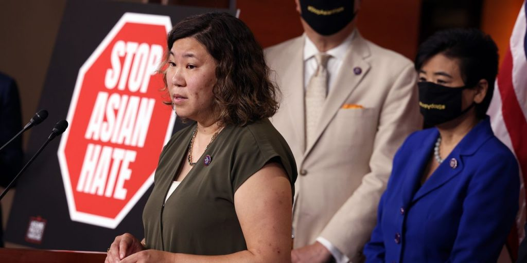 House Passes Hate-Crimes Bill in Response to Anti-Asian Violence