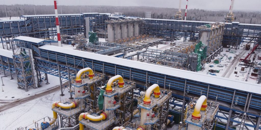 U.S. Declines to Impose Sanctions on Nord Stream Pipeline