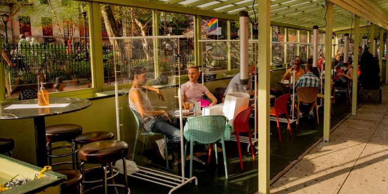 Outdoor Dining Has Taken Over New York Streets, Now It Will Get Awards