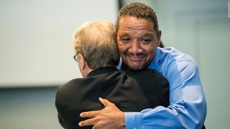 Darryl Anthony Howard: North Carolina governor grants pardon to man who spent 22 years in prison for killings he didn't commit