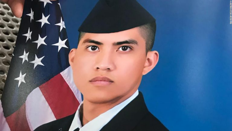 Coast Guard suspends search for missing Air Force member off Texas coast
