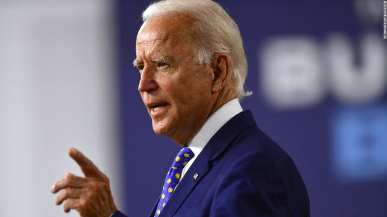 Biden on dismal jobs report: 'We knew this wouldn't be a sprint, it'd be a marathon'