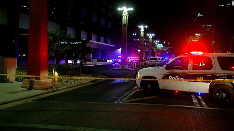 Phoenix shooting: Gunfire at downtown hotel leaves one dead, several others injured