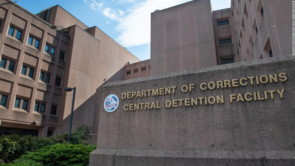 Sunday Hinton: Transgender woman sues District of Columbia after Department of Corrections houses her in a men's unit