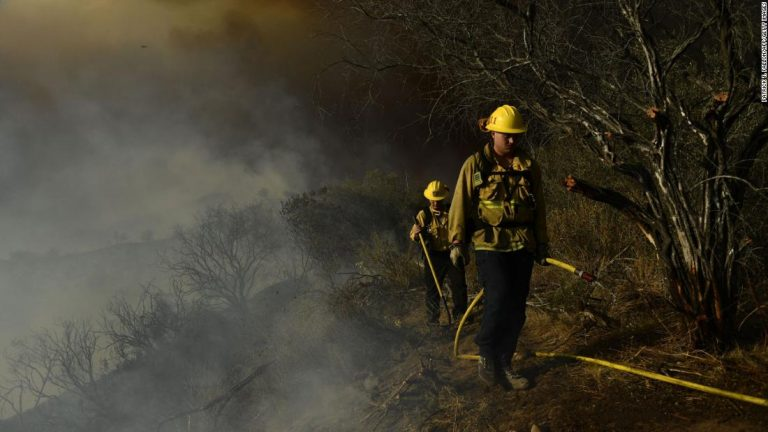 California wildfires have burned 5 times more land so far this year compared the same period in 2020