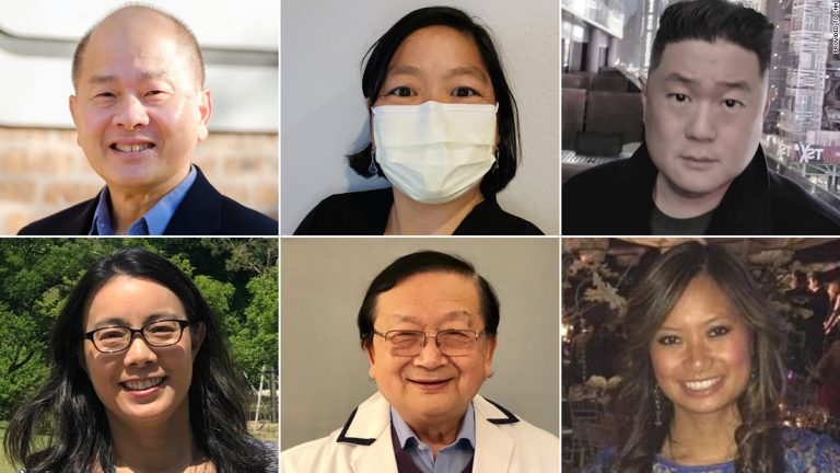 These Asian American health care workers are fighting two viruses: Covid and hate