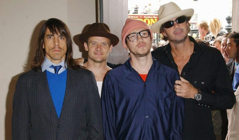Red Hot Chili Peppers Sell Catalog to Hipgnosis fo $140 Million-Plus