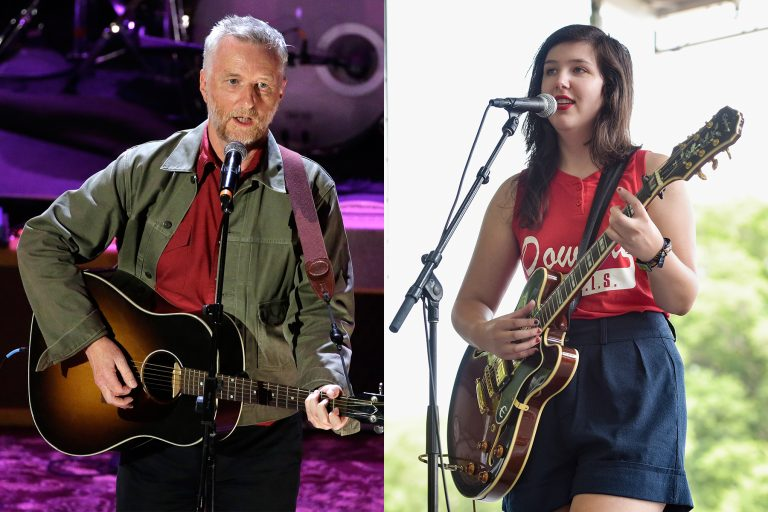 Billy Bragg, Lucy Dacus Join Conversation Series to Boost Labor Reform