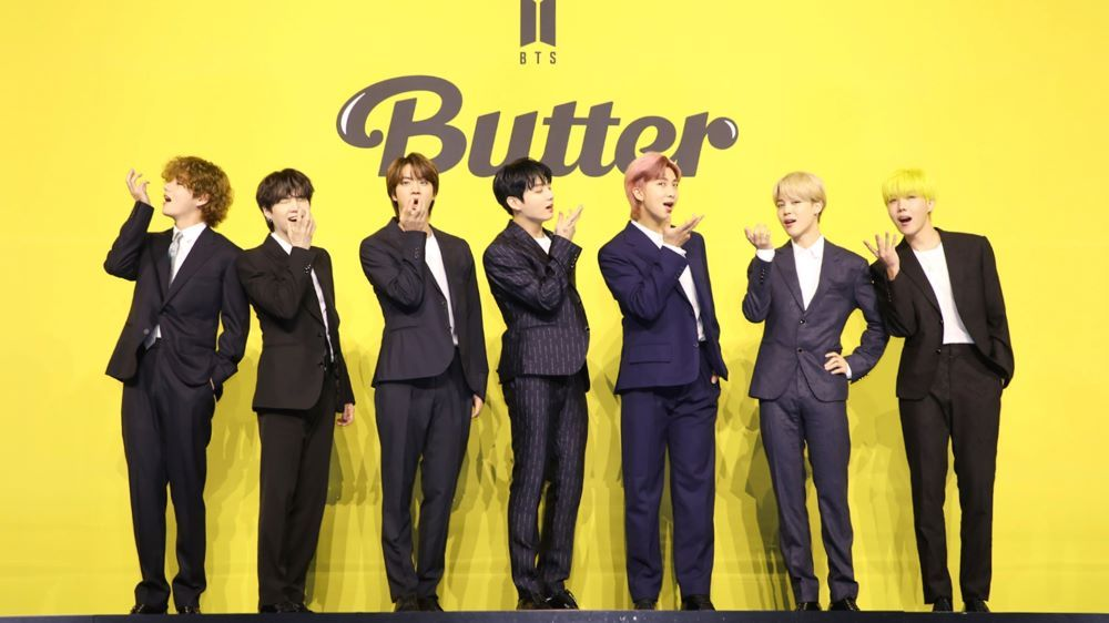 BTS Talks Behind the Scenes on 'Butter' as Single Spreads Across the Charts