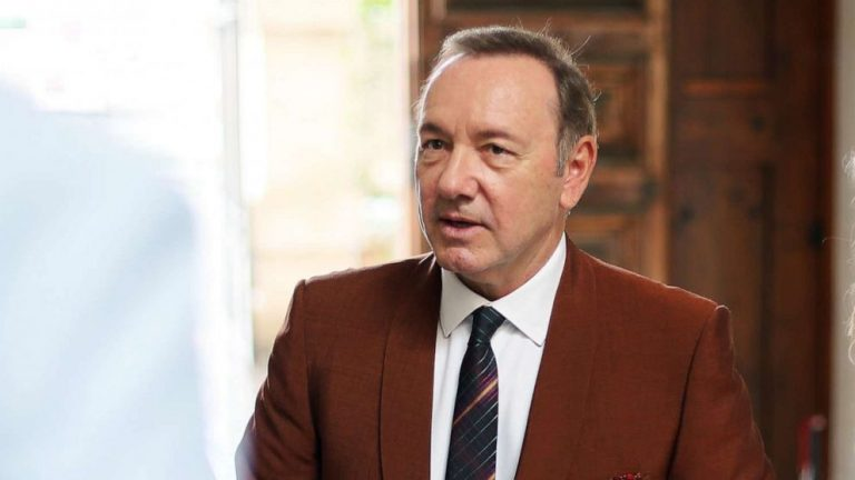 Kevin Spacey books 1st film role following sexual assault allegations
