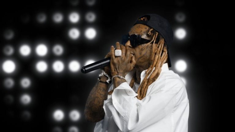 VARIOUS CITIES - JUNE 28: In this screengrab, Lil Wayne performs during the 2020 BET Awards. The 20th annual BET Awards, which aired June 28, 2020, was held virtually due to restrictions to slow the spread of COVID-19. (Photo by BET Awards 2020/Getty Images via Getty Images)