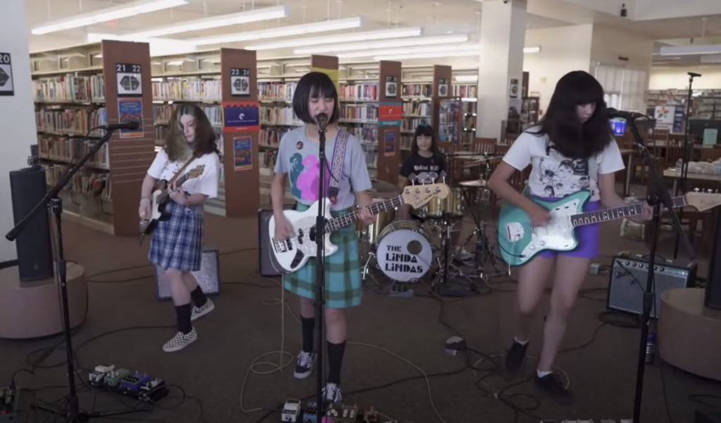 Viral Teen Punk Band the Linda Lindas Sign With Epitaph Records