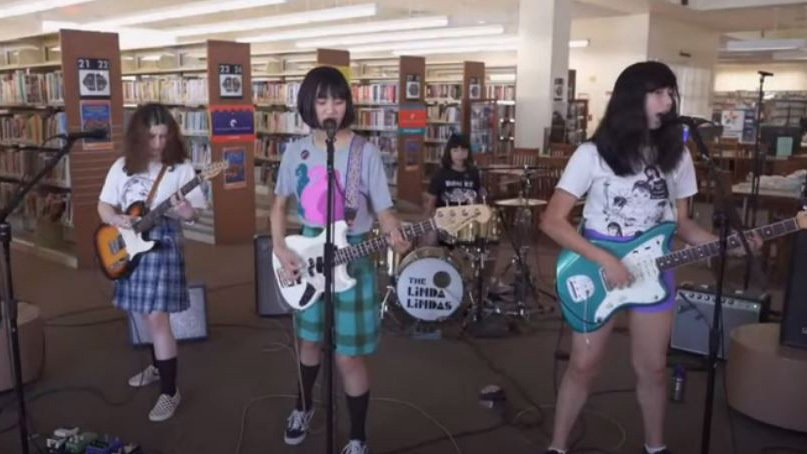 The Linda Lindas Sign With Epitaph Records