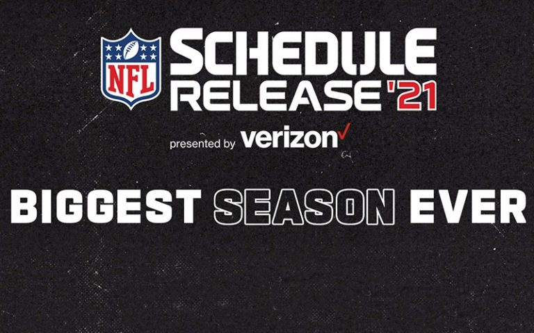 2021 NFL Schedule Released!!