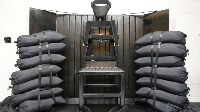 Inmates In South Carolina To Choose Electric Chair Or Firing Squad : NPR