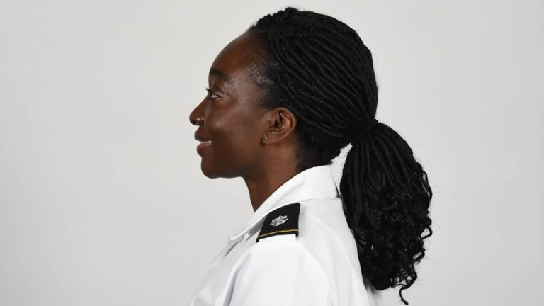Army Expands Allowed Hairstyles For Women : NPR