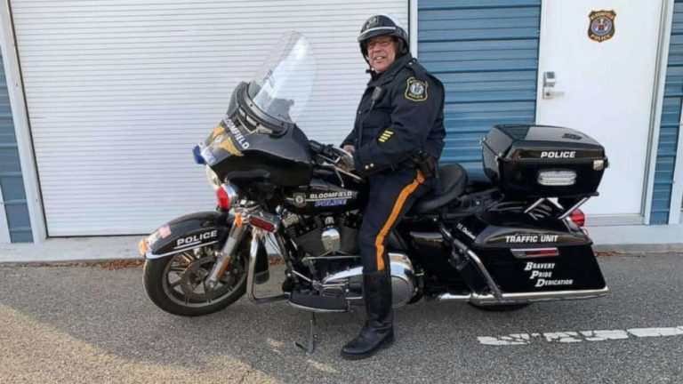 Police officer dies from COVID-19 just 3 months after retirement