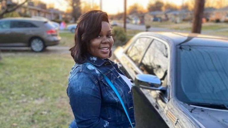 Officers shouldn't have fired into Breonna Taylor's home, report says