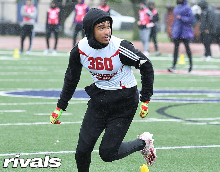 Standouts from across Midwest impress at Rivals Camp Series in Indianapolis