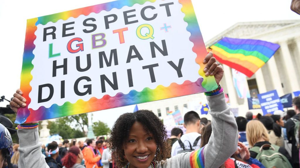 Social Media Hate Speech, Harassment 'Significant Problem' For LGBTQ Users: Report : NPR
