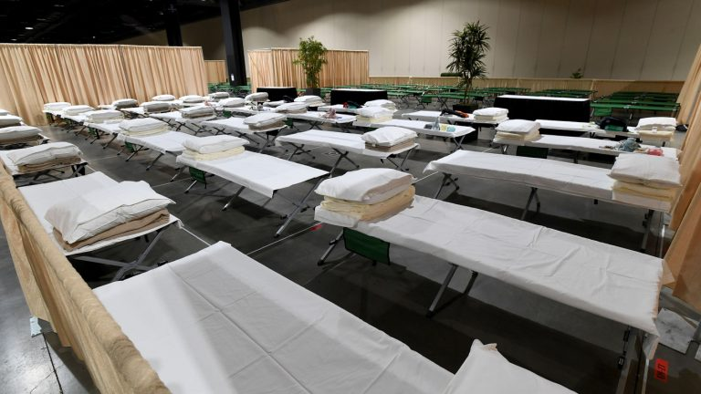 Migrant Shelters Violate The Flores Agreement, Advocates Say : NPR
