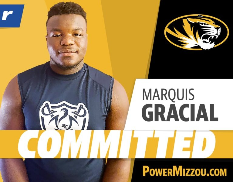 Four-star Marquis Gracial will stay home, play for Mizzou