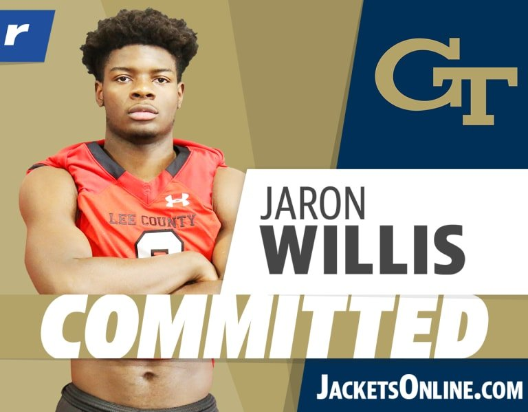 Georgia Tech lands Rivals250 LB Jaron Willis