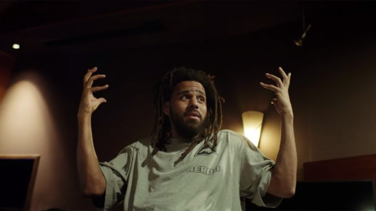 J. Cole Releases New Short Documentary 'Applying Pressure'