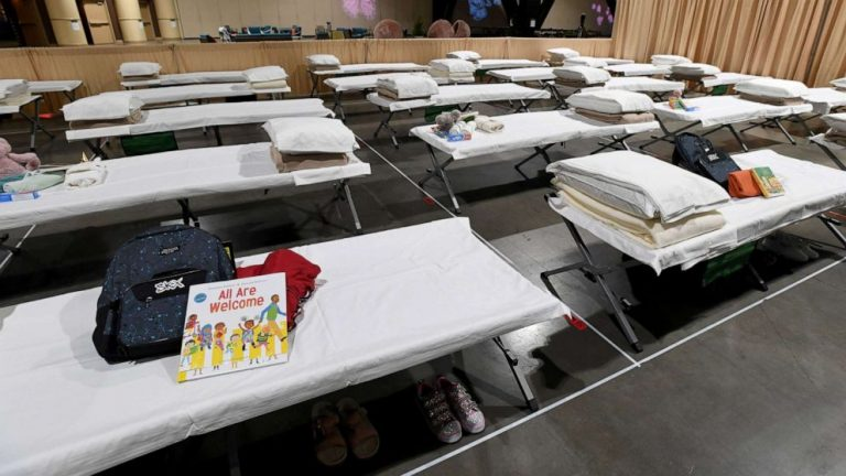 Over 60 migrant children held at California facilities treated for COVID-19