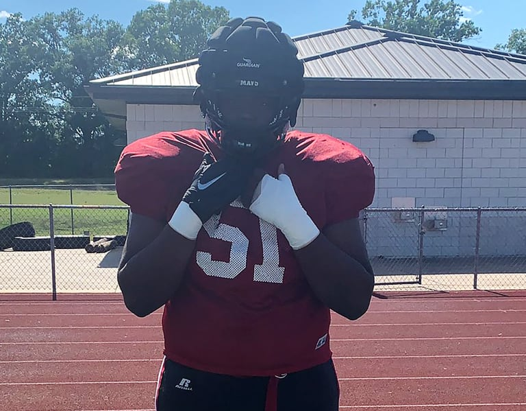 Ranking the Contenders: Four-star DT Zxavian Harris