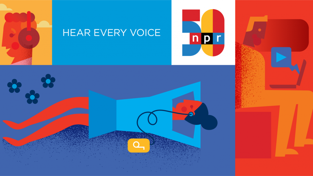 Listeners Share The Stories That Stuck With Them Over 50 Years Of NPR : NPR