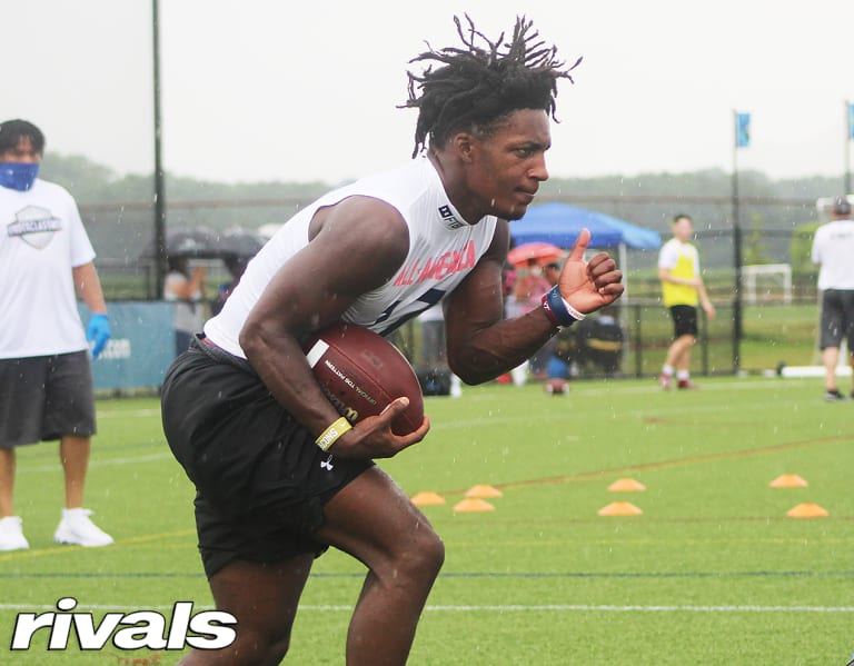 Ranking the Contenders: Four-star RB George Pettaway