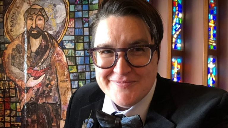 Megan Rohrer Elected As 1st Openly Transgender Bishop In U.S. Lutheran Church : NPR