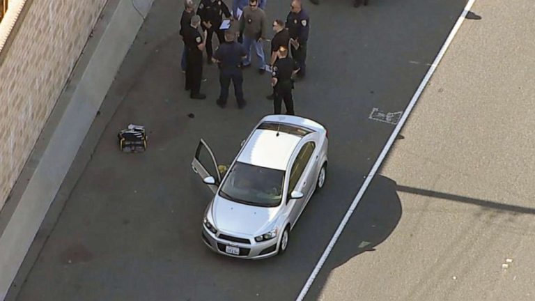 6-year-old boy fatally shot during suspected road rage incident on California highway