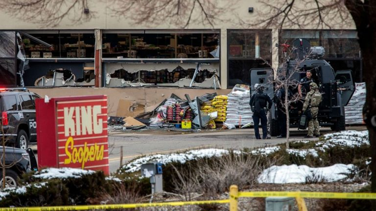 Boulder officer won't face charges for shooting suspect in grocery store massacre: DA