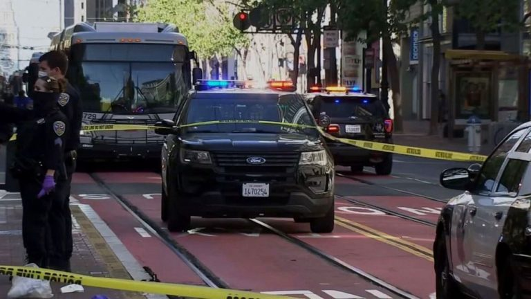 San Francisco police arrest man accused of stabbing 2 Asian American women