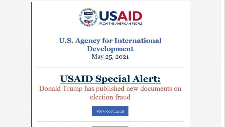 What We Know About The Apparent Russian Hack Exploiting USAID : NPR