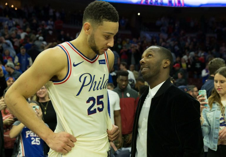 Rich Paul is already meeting with the 76ers about Ben Simmons' future