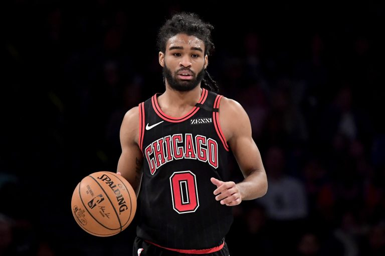 Bulls rule Coby White out for 4 months after shoulder injury