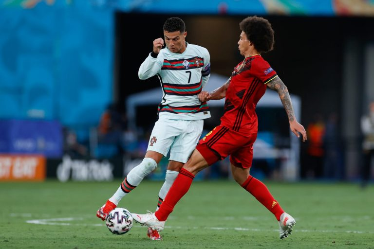 Cristiano Ronaldo, Portugal knocked out of Euros after loss to Belgium