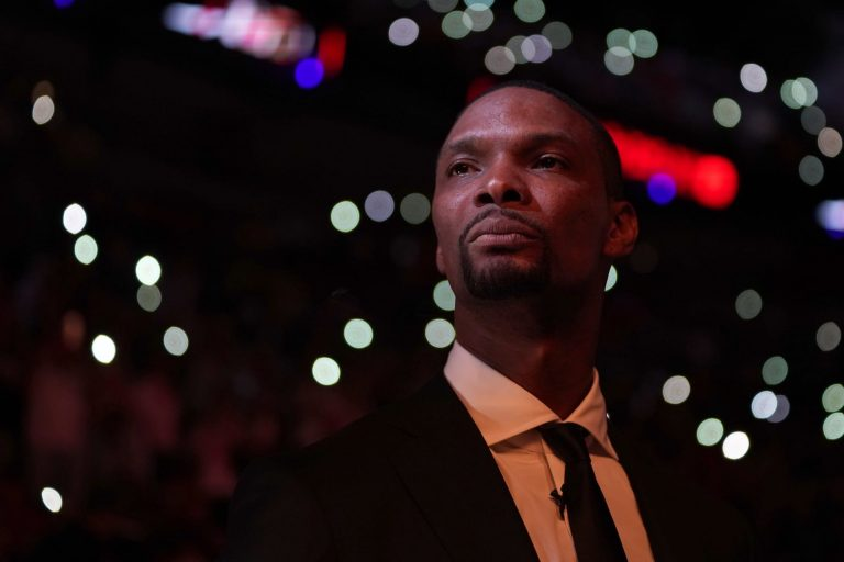 Chris Bosh's Letters to a Young Athlete is a different kind of memoir