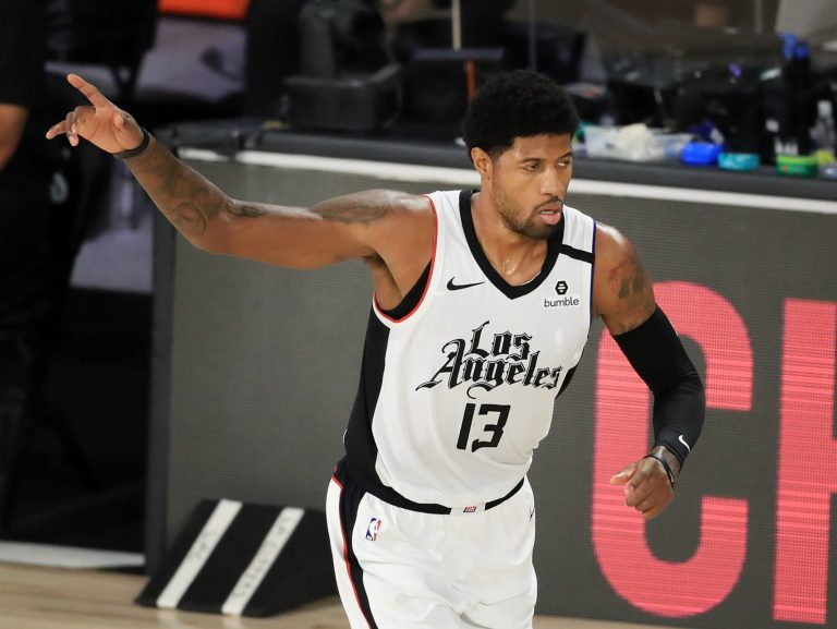Paul George can't keep 'Pandemic P' from trending after Clippers win