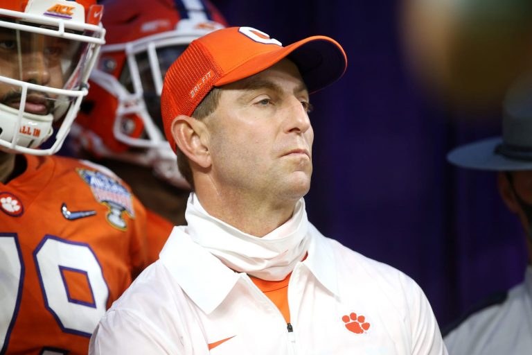 Paul Finebaum says Clemson is in danger of missing College Football Playoff