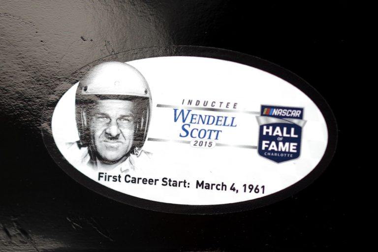 Wendell Scott drove through racism to become a NASCAR Hall of Famer