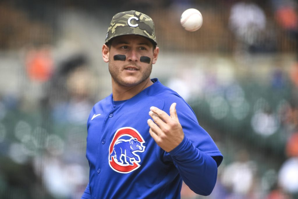 Here is what Anthony Rizzo said about not getting the COVID-19 vaccine