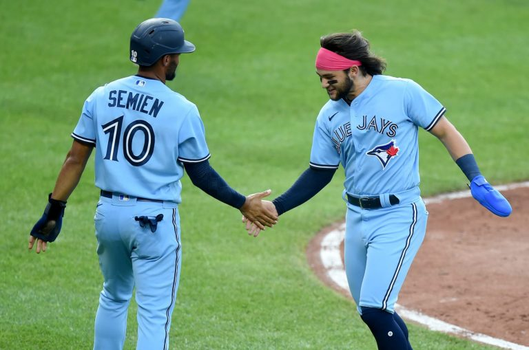 Blue Jays just secured an impossible come from behind win